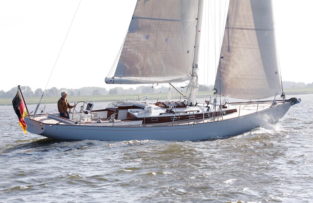 Moderne segelyachten  LÜTJE-YACHTS   Marlene 47