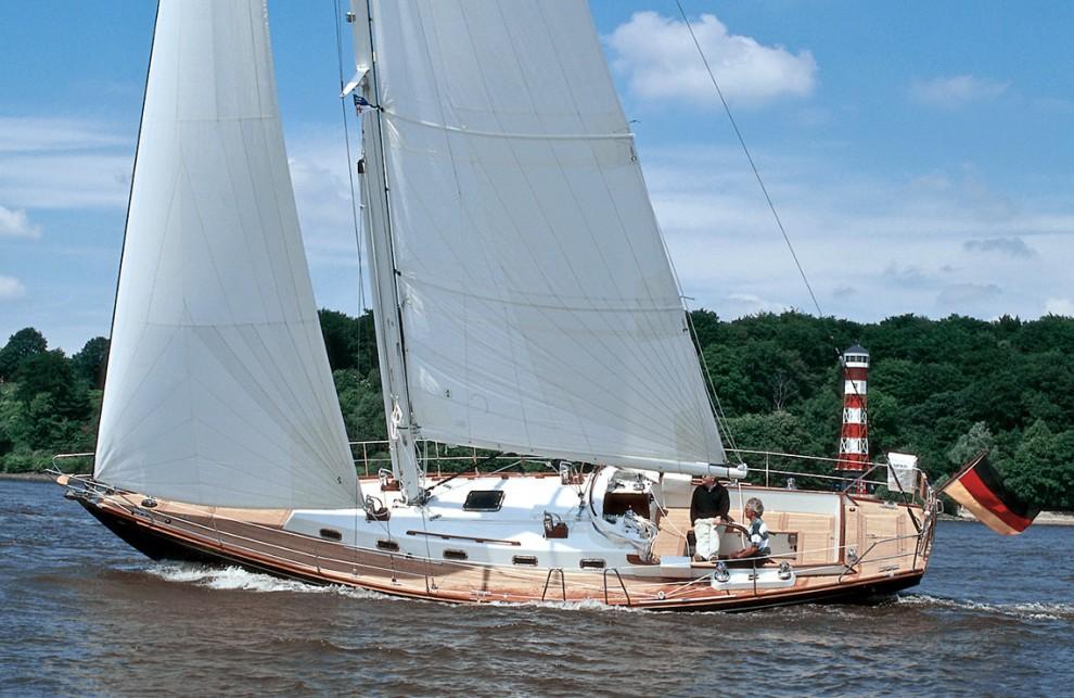 Lütje-Yachts - Bird of Dawning 41