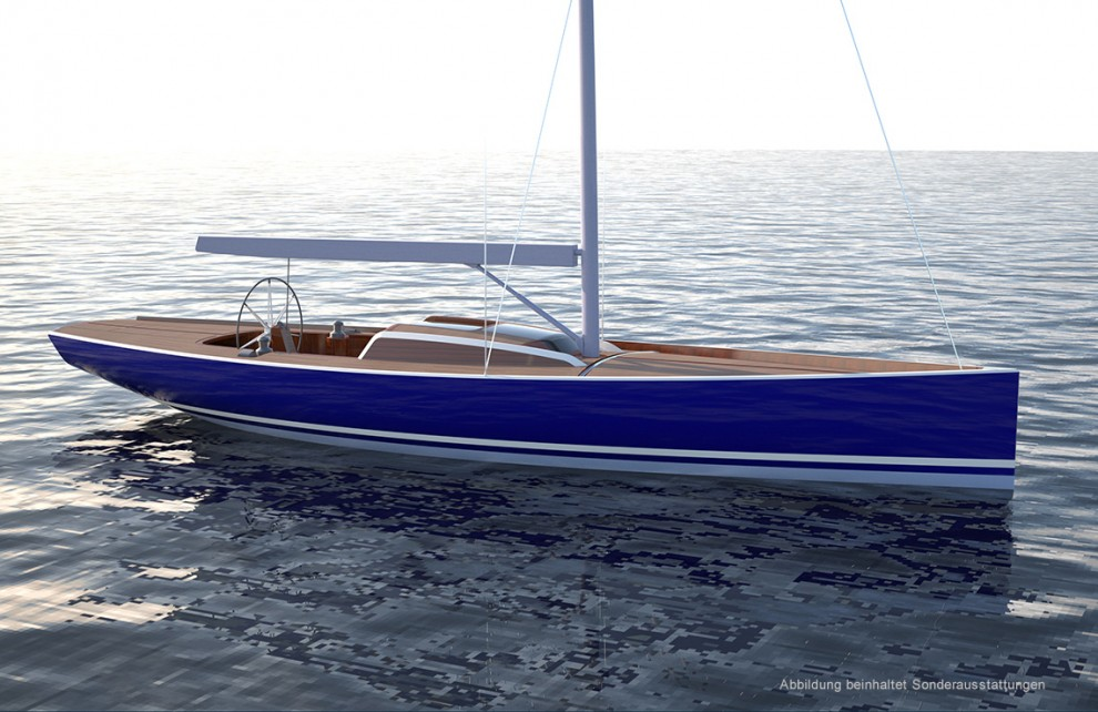 Lütje-Yachts - Daysailer 33